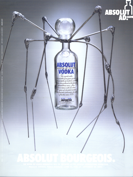 Bottle Spider.