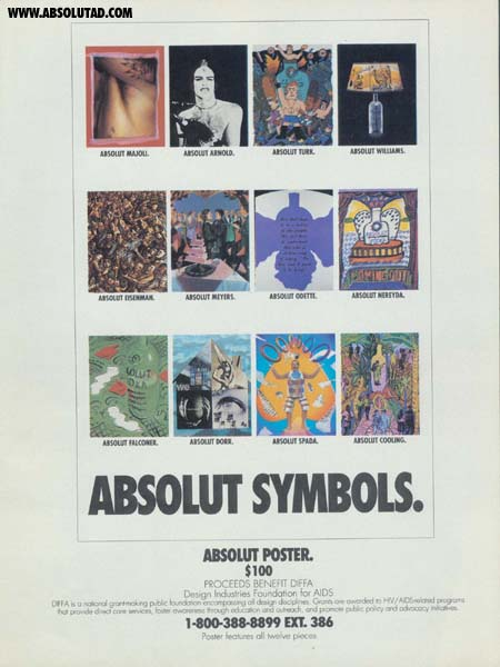 All ads in Symbols collection with poster offer